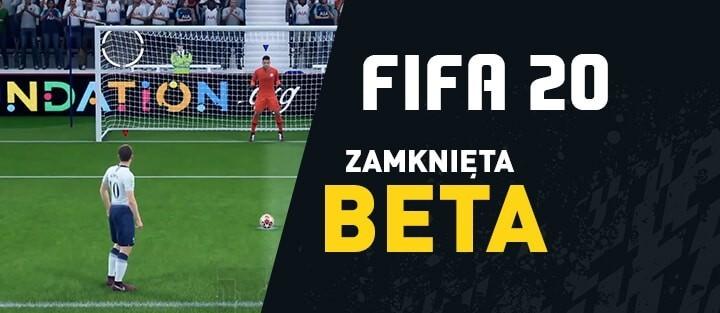 FIFA 20 Beta już dostępna! Sprawdź czy ją otrzymałeś!