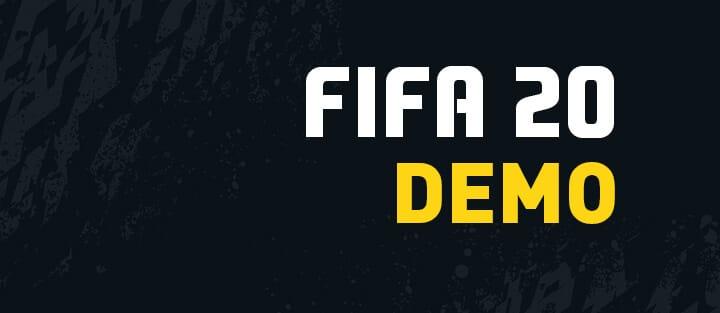 FIFA 20 Demo – kiedy zagramy, co zawiera?